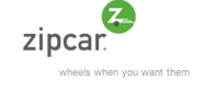 zipcar. wheels when you want them